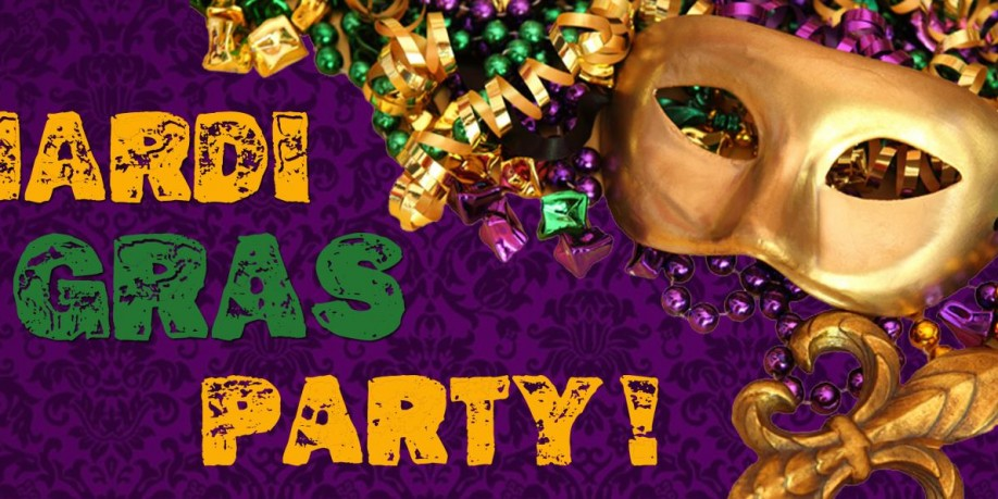 Mardi-Gras-Party
